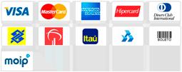 Formas de pagamento - designnmaniaa