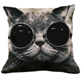 almofada gato oculos 3464