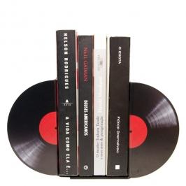 aparador de livro disco vinil 4575