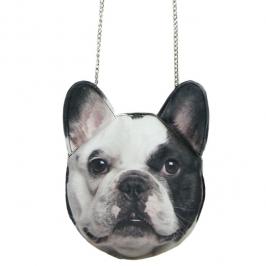 bolsinha cara de bulldog 5277