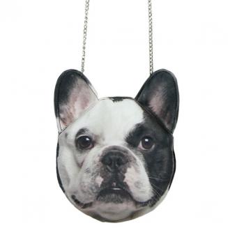 bolsinha cara de bulldog 5276
