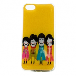 capa iphone 55s beatles 5369