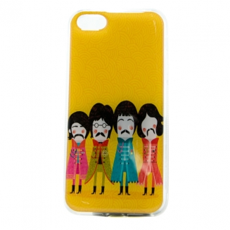 capa iphone 55s beatles 5368