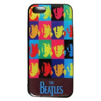 capa iphone 55s beatles pop 5399