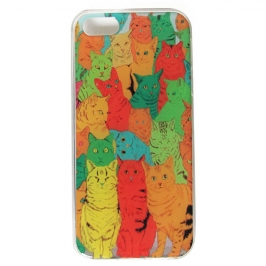 capa iphone 55s gatos 5402