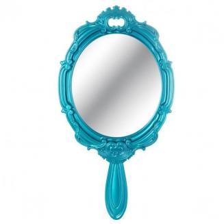 espelho princesa turquesa 5519