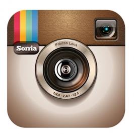 adesivo de olho magico instagram 6943