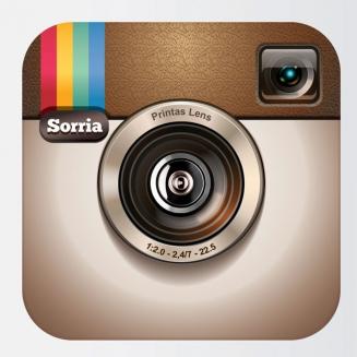 adesivo de olho magico instagram 6942
