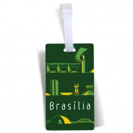 etiqueta de mala brasilia 5810