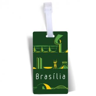etiqueta de mala brasilia 5809