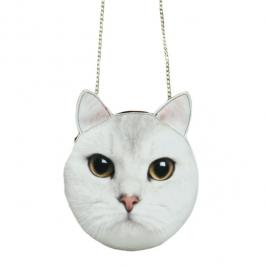 bolsinha cara de gato 6149
