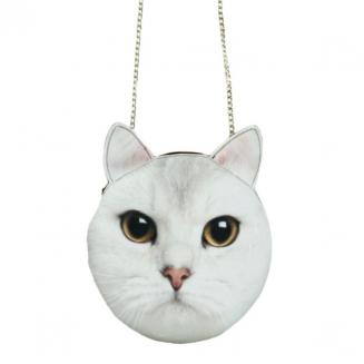 bolsinha cara de gato 6148