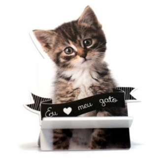 porta celular gato 6191