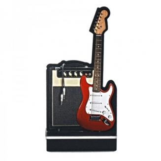 porta celular guitarra amplificador 6194