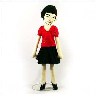 boneco amelie poulain 6223