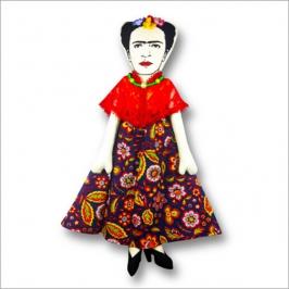 boneco frida kahlo 6254