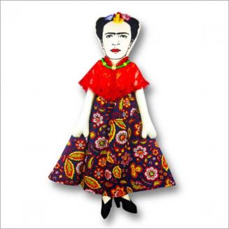 boneco frida kahlo 6253