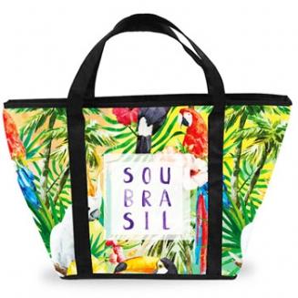 bolsa de praia sou brasil 6409