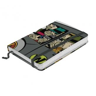 caderneta pequena corrida maluca 6429