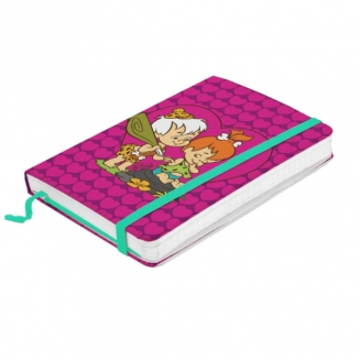 caderneta pequena bam bam e pedrita 6433