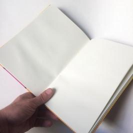 caderneta grande bam bam e pedrita 6436