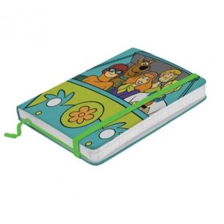 caderneta pequena mystery machine 6445