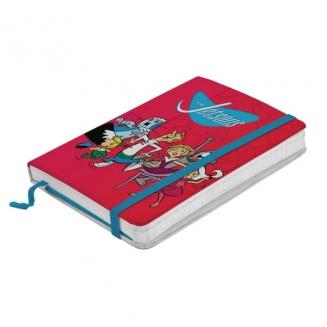 caderneta pequena jetsons 6449