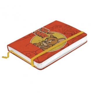 caderneta grande tom jerry 6463