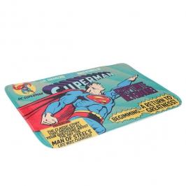 tapete banheiro esponja superman 6694