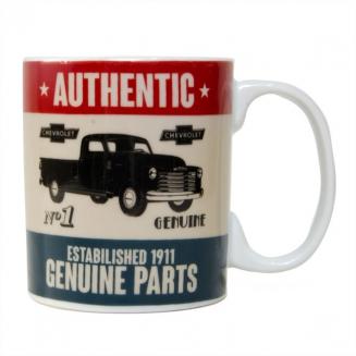 caneca gm genuine parts 6755