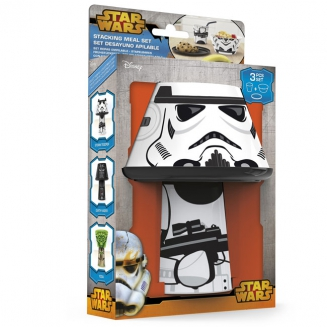 kit lanche stormtrooper star wars 6763