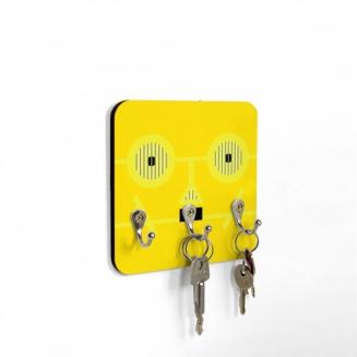 porta chave c3po 6798