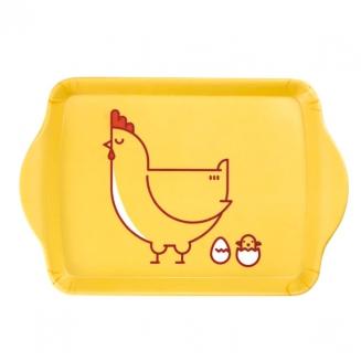 bandeja galinha pequena 6829