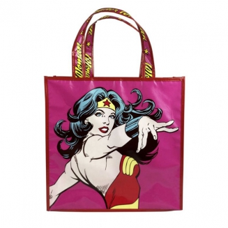 sacola mulher maravilha 7149