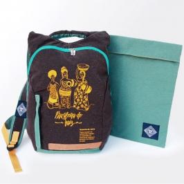 mochila brasileira de raiz 7210