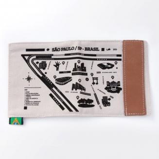 carteira mapa de sao paulo 7235