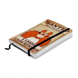 caderneta wanter pequena 7348