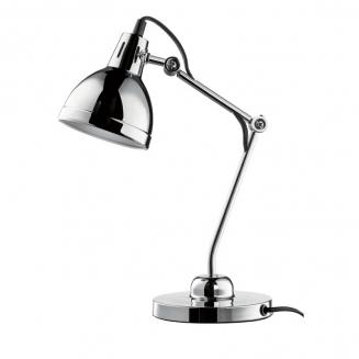 luminaria de mesa pixar prata 7543