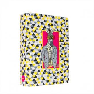 caixa livro hipster media 3752