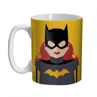 canequinha batgirl dc comics 7638