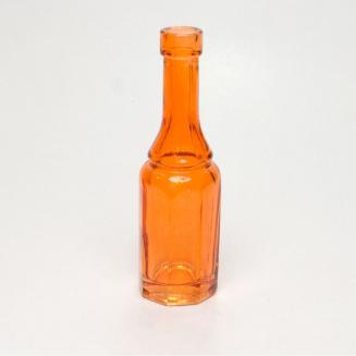 vaso mini solitario laranja 7695