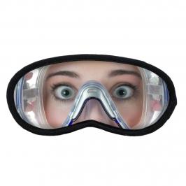 mascara de dormir mergulho 7730