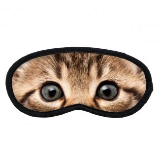mascara de dormir gato 7732