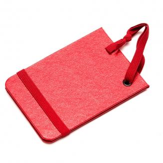 tag de mala cicero vermelho 7737