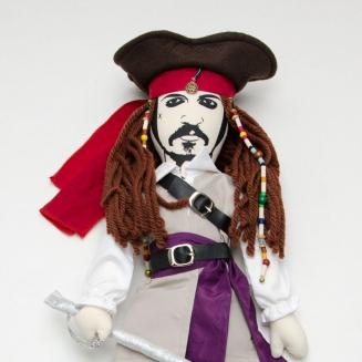 boneco jack sparrow piratas do caribe 7752