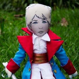 boneco o pequeno principe 7762