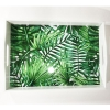bandeja tropical laca branca media 7851