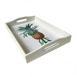 bandeja abacaxi laca branca media 7858