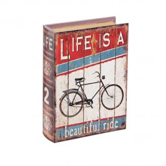 caixa livro bike media 7916