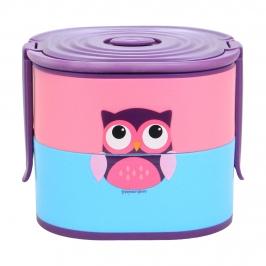 lunch box coruja 7978